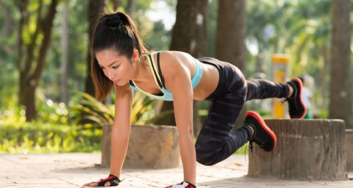 5 reasons to ditch the gym and exercise outside