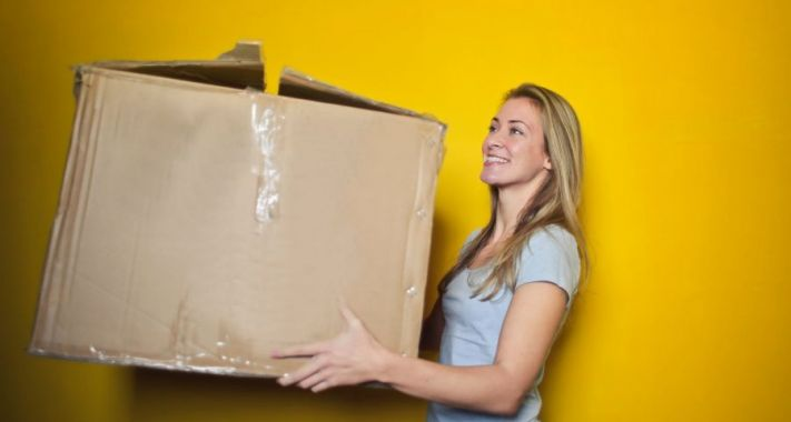 7 things to do when moving house